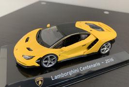 Lamborghini Centenario LP 770-4 2016-2018 gelb / schwarz