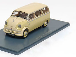 Lloyd LT 500/600 Bus 1953-1961 beige / hellbeige