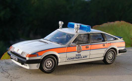 Rover 3500 V8 SD1 1982-1986 Police Five Constabulary Traffic Department Car