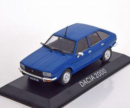 Dacia 2000 / Renault 20 1975-1984 blau