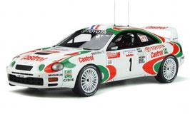 Toyota Celica GT Four ST205 #1 Tour de Corse 1995 D. Auriol / D. Giraudet