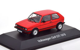 NEU: VW Golf GTI Phase II 1978-1980 rot