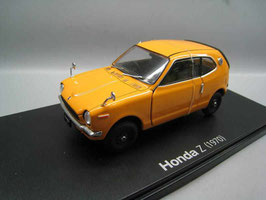 Honda Z Coupé 1970-1974 RHD orange