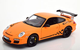 Porsche 911 / 997 II GT3 RS 2009-2011 orange / schwarz