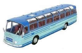 Setra Seida S-14 Reisecar 1966 blau / hellblau