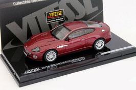 Aston Martin V12 Vanquish 2001-2004 Rothesay Red met.