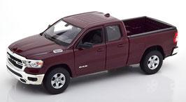 Dodge Ram 1500 Pick Up seit 2019 dunkelrot