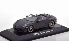 Porsche 911 / 992 Carrera 4 Cabriolet seit 2019 schwarz
