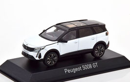Peugeot 5008 II GT Phase II seit 2021 weiss / schwarz