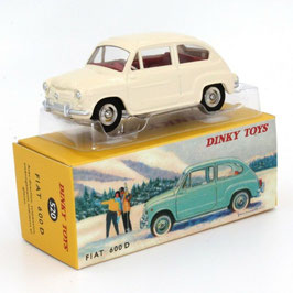 Fiat 600 D 1960-1964 creme