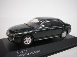 Rover 75 Phase II 2004-2005 British Racing Green met.