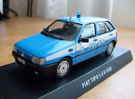 Fiat Tipo 1.4 S Phase I 1988-1993 Polizia  blau / weiss