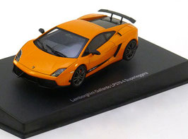 Lamborghini Gallardo Superleggera Phase I 2007-2010 orange met.