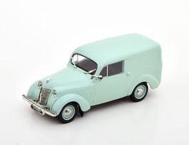Renault Juvaquatre Kastenwagen 1937-1960 hellgrün