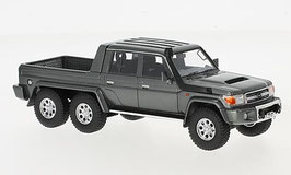 Toyota Land Cruiser MTD Southern Scorpion 6x6 Pick Up Doka 1999 grau met.