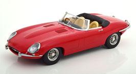 Jaguar E-Type Roadster Series I 1961-1967 RHD rot