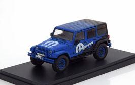 Jeep Wrangler Unlimited MOPAR 2012 dunkelblau / schwarz