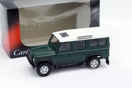 Land Rover Defender 110 5-Türer 1990-2016 grün / weiss