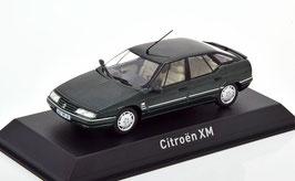 Citroën XM Berline Phase II 1994-2000 dunkelgrün met.