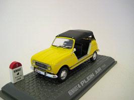 Renault 4 Plein Air 1968-1971 gelb