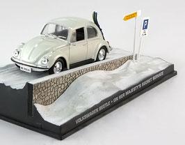 """VW Käfer / Beetle 1969 weiss """"James Bond 007 Edition / Im Geheimdienst Ihrer Majestät"""