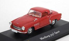 Wartburg 313/1 Sport Coupé 1957-1960 rot