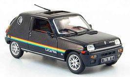Renault 5 Le Car Van 1979-1980 schwarz