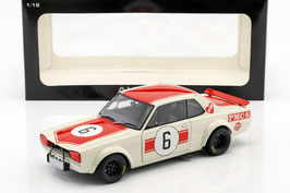 Nissan Skyline GT-R KPGC10 #6 1971 rot / creme