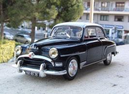 Simca Coach Aronde Grand Large 1955 schwarz / weiss