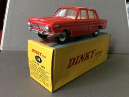 BMW 1500 1962-1964 rot