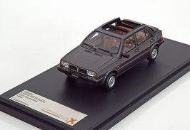 Lancia Delta Selene Semi Convertible 1983 grau met.