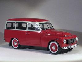 Volvo PV445 Duett Phase I 1953-1960 dunkelrot / creme