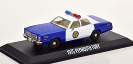 "Plymouth Fury 1975-1978 ""Osage County Sheriff dunkelblau / weiss"