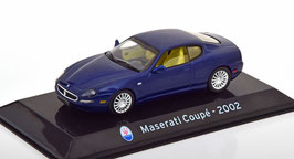Maserati Coupé Phase I 2001-2004 dunkelblau met.