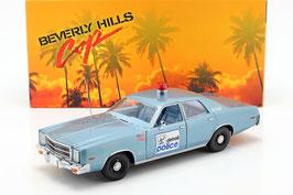 """Plymouth Fury 1975-1978 """"Detroit Police"""" """"Film Berverli Hills Cops 1984 hellblau met."""""""