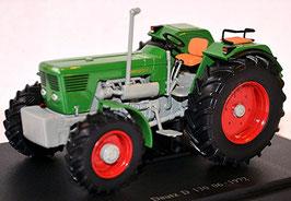 Deutz D130 06 Traktor 1972-1978 grün / grau / rot