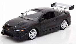 Mitsubishi Eclipse 1995 Tuning Version schwarz