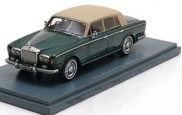 Rolls Royce Silver Shadow I 1965-1977 grün / matt-beige