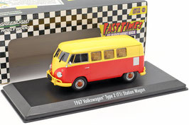"VW T1c Bus 1963-1967 ""Film Fast Times at Ridgemont High 1982 rot / gelb"""