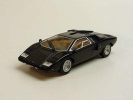 Lamborghini Countach LP400 Phase I 1974-1978 schwarz