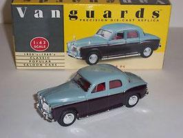 Rover P4 100 / 110 1960-1964 Burgundy / Grey