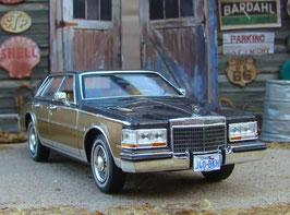Cadillac Seville MK II 1980-1985 dunkelgrau / gold met.