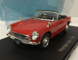 Honda S800 Roadster 1966-1970 rot