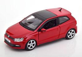 VW Polo V GTI Phase I 2010-2014 rot