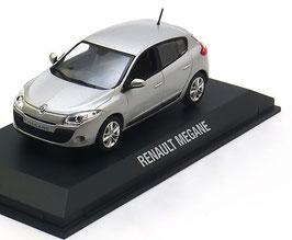 Renault Megane III 5-Türer Phase I 2009-2012 silber met.