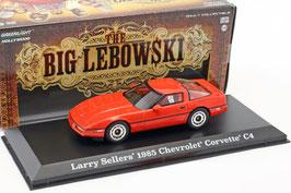 """NEU: Chevrolet Corvette C4 Phase I 1983-1990 rot """"Film The Big Lebowski 1998"""""""