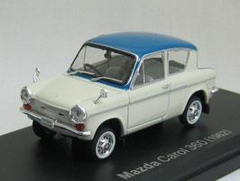 Mazda Carol P360 1962-1970 hellgrau / blau