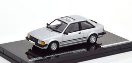 Ford Escort III 1980-1985 RHD Strato Silver met.