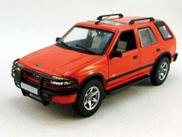 Opel Frontera A 1991-1998 5-Türer rot