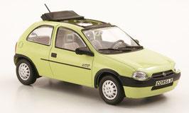 Opel Corsa B Swing 1993-2000 gelb